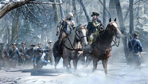 Assassin's Creed 3: Patch zum Weihnachtsfest
