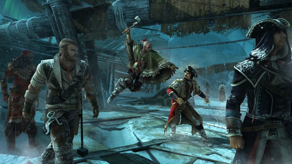 Assassin's Creed: Anthology Edition aufgetaucht