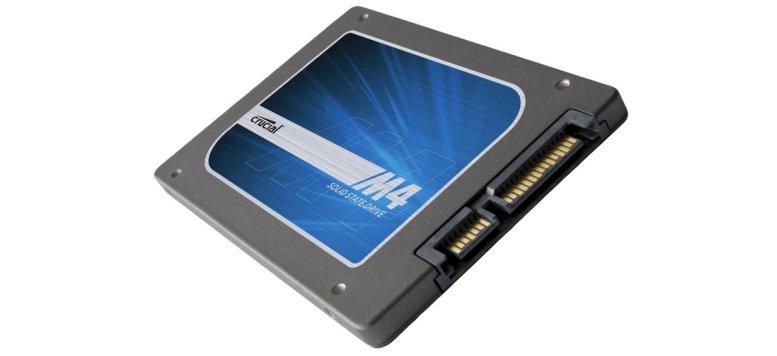 SSD Crucial CT512M4SSD2 mit 512 GB für 299 Euro bei Amazon