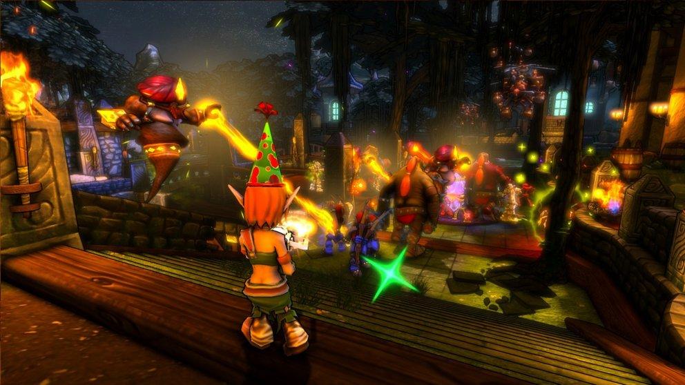 Dungeon Defenders: Kostenloser DLC zum Geburtstag