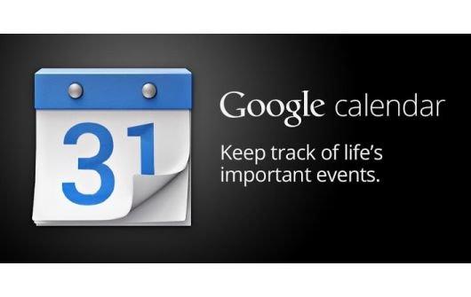 Googles Kalender App im Play Store verfügbar