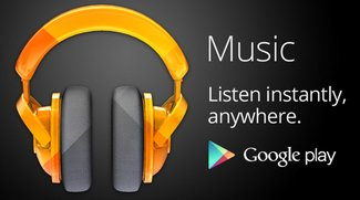 Google Music landet in Europa!