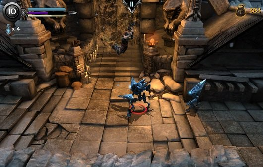 Infinity Blade Dungeons: Erscheint erst 2013
