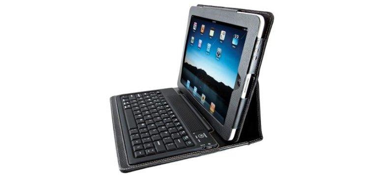 Kensington KeyFolio Schutzhülle und Tastatur für das iPad für 39,99 Euro