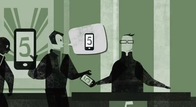 Nokia zieht im Werbespot über Apple her
