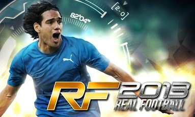 Real Football 2013: Jetzt kostenlos im Play Store