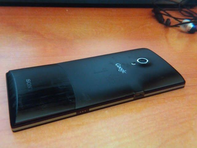 """Sony """"Nexus X"""": Eines der Android-Geburtstagsgeschenke?"""