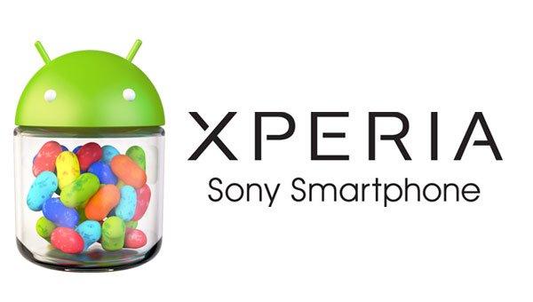Sony Xperia T, Xperia V und Xperia TX bekommen Jelly Bean Update