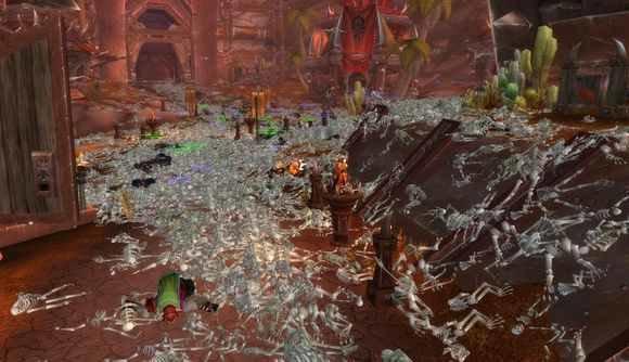 World of Warcraft: Hack rottet Städte aus