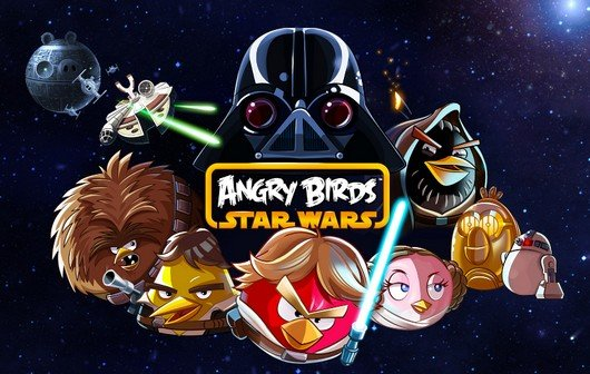 Angry Birds Star Wars und Rio kostenlos für iPhone und iPad