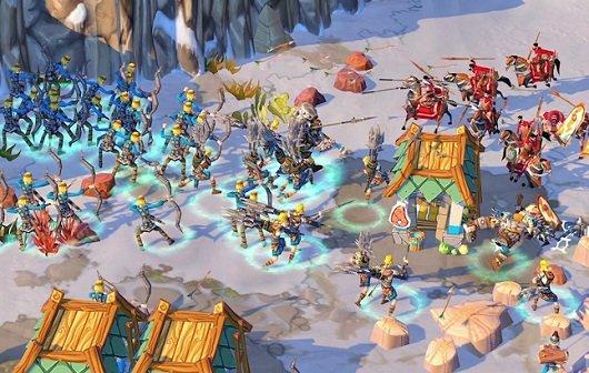 Age of Empires Online: Skandinavier als neue Pro-Civ vorgestellt