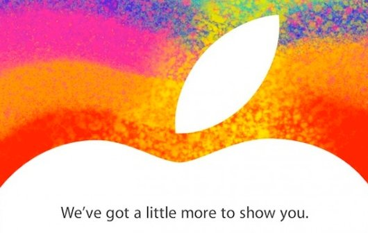 iPad mini: Apple-Event am 23.10.2012 bestätigt