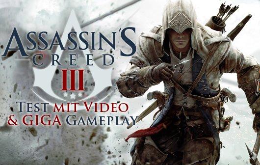 Assassin's Creed 3 Test - Ob New York oder Boston, Hauptsache Europa!
