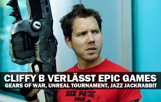 Cliff Bleszinski: Cliffy B verlässt Epic Games
