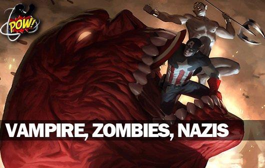 GIGA POW # 5: Die besten Comics vorgestellt (mit Leseproben)