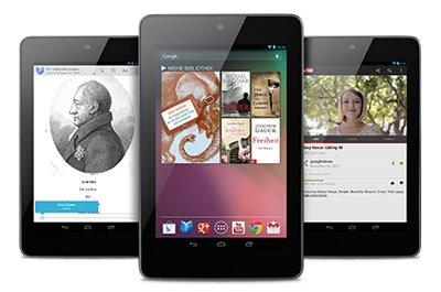 Gerücht: Google Nexus 7 mit 32 GB ab 24. Oktober