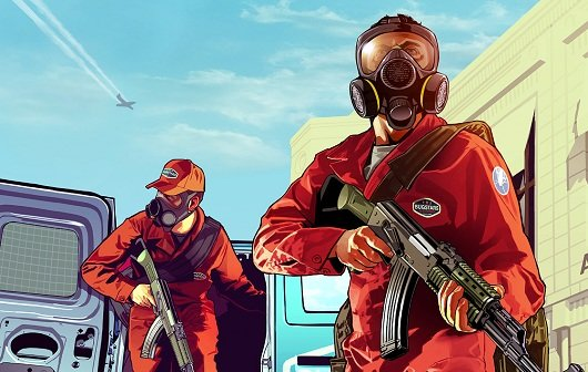GTA V: Erstes Artwork veröffentlicht