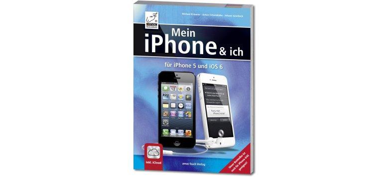 """Gutschein für das Buch """"Mein iPhone & ich – für iPhone 5 und iOS 6"""""""