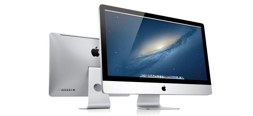 Neue iMacs kündigen sich in Inventarsystem an