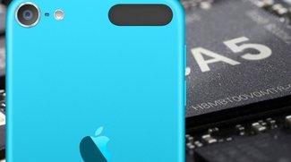 iPod touch 5. Generation: Nicht mal halb so schnell wie ein iPhone 5