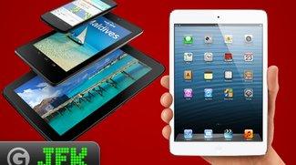 JFK: Nexus-Neuigkeiten, Apples iPad-Verwirrung und Android 4.2