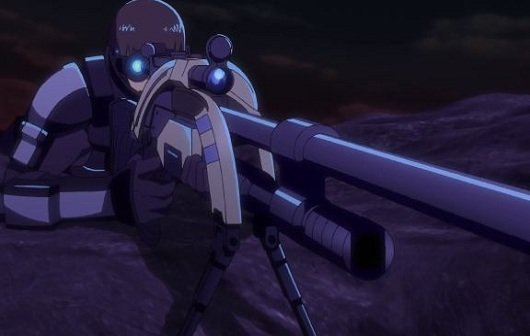 Mass Effect 3: Sneak Peek zum Anime-Prequel