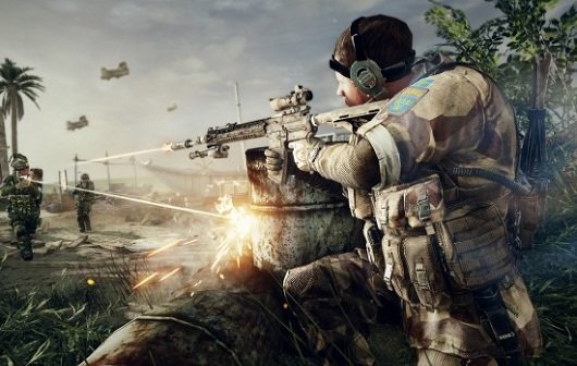 Medal of Honor - Warfighter: Navy SEALs werden bestraft