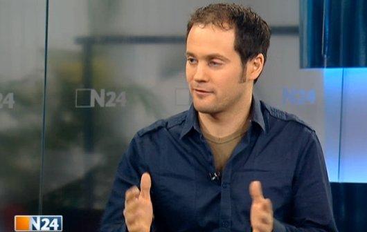 GIGA im Fernsehen bei N24: Sebastian zu Gast