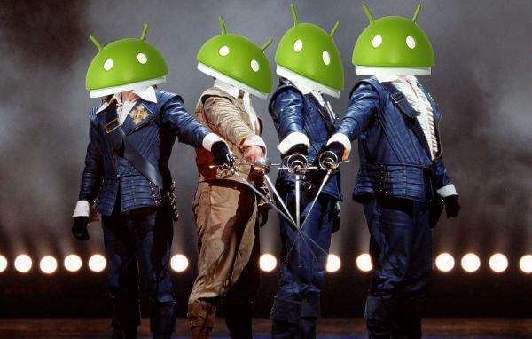 Gerüchte: Nexus-Programm, Android 4.2 und Android 5.0