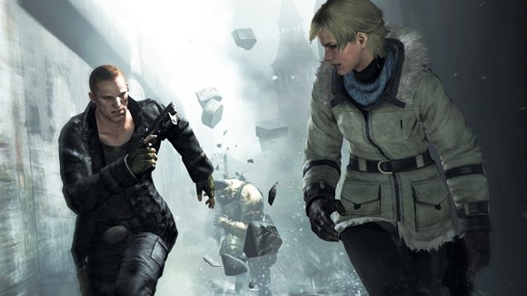 Resident Evil 6: Zweites Title Update für nächste Woche geplant