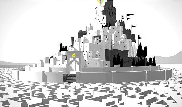 The Unfinished Swan: Bald auch für PS Vita & PS4?