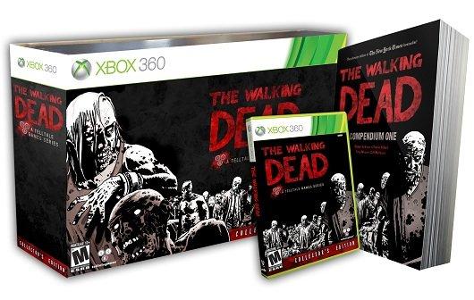 The Walking Dead: Collector's Edition kommt mit Comic - jetzt kaufen!