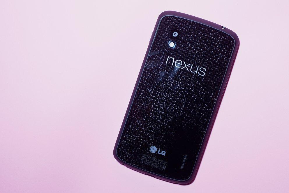 Preise vom Nexus 4 außerhalb des Play Stores noch nicht bekannt