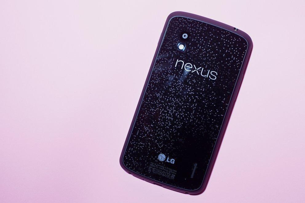 Nexus 4 Holograph