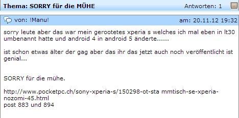 Android 5.0 Erklärung