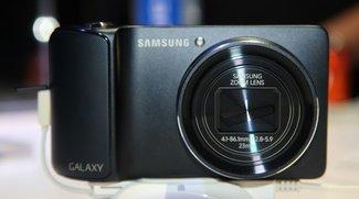 Galaxy Camera: Jetzt kaufen und Specials sichern