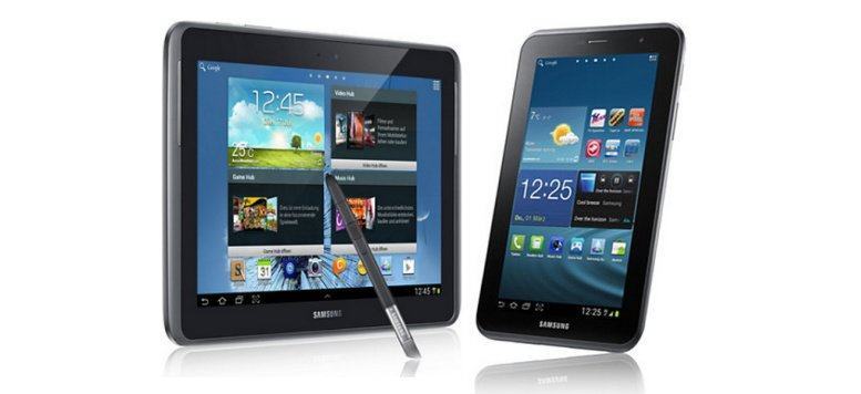 Samsung Galaxy Tablets im Angebot