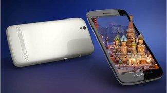 Sharp Aquos SH930W: Ein neues Android-Phablet