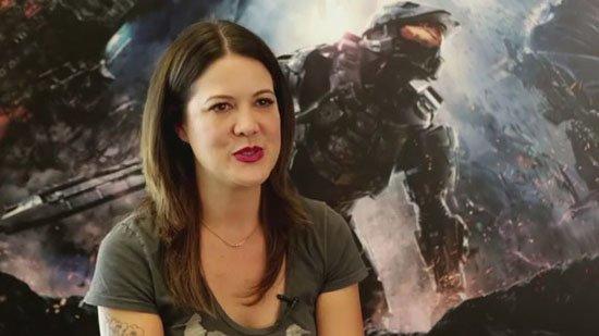 Halo 4-Produzentin Kiki Wolfkill