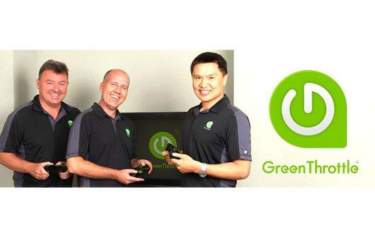 GreenThrottle - Android Smartphones als Spielekonsole