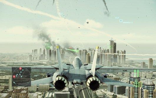 Ace Combat - Assault Horizon: PC-Version kommt Anfang 2013