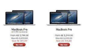 Black Friday 2012: Apple Store ist zurück