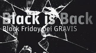 """Black Friday 2012: Gravis legt """"Frühstart"""" hin"""
