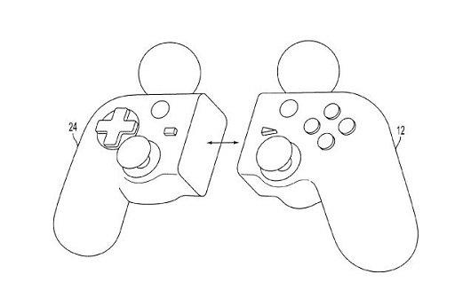 Sony: Patent beschreibt Dualshock/Move Hybrid-Controller