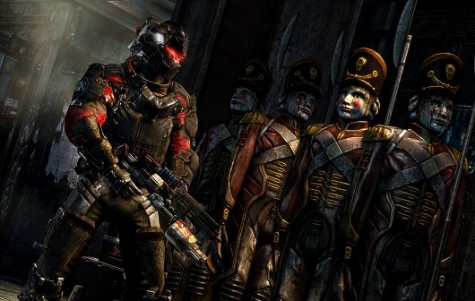 Dead Space 3: Sechs creepy neue Screenshots