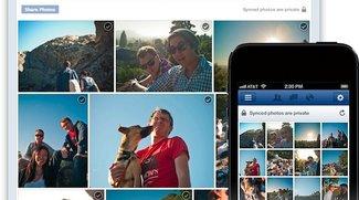 Facebook bringt Photo Syncing für iOS-App