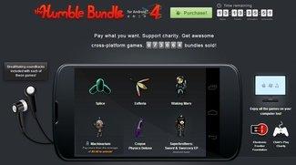 Humble Bundle 4: Tolle Spiele zum selbstbestimmten Preis ergattern