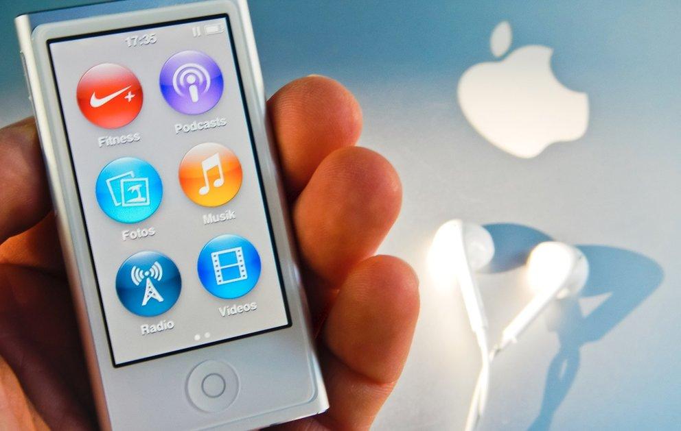 iPod nano (7. Gen) im Test: Flach, hochwertig, teuer