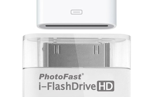 i-FlashDrive HD: Ugrade-Aktion und Lightning-Bundle (Update: Gewinner)