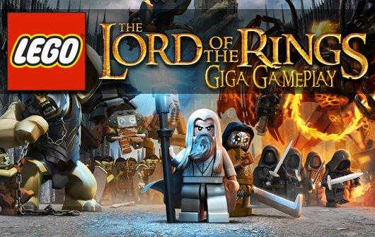LEGO Der Herr der Ringe - GIGA Gameplay